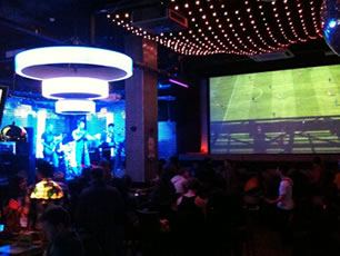 Living Room sports bar Dublin